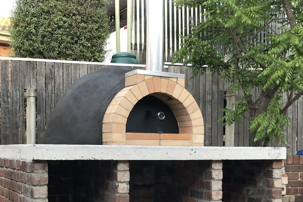 1000MM WOOD FIRED PRECUT