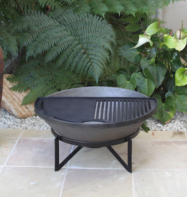Firepits and grills Cubist 750
